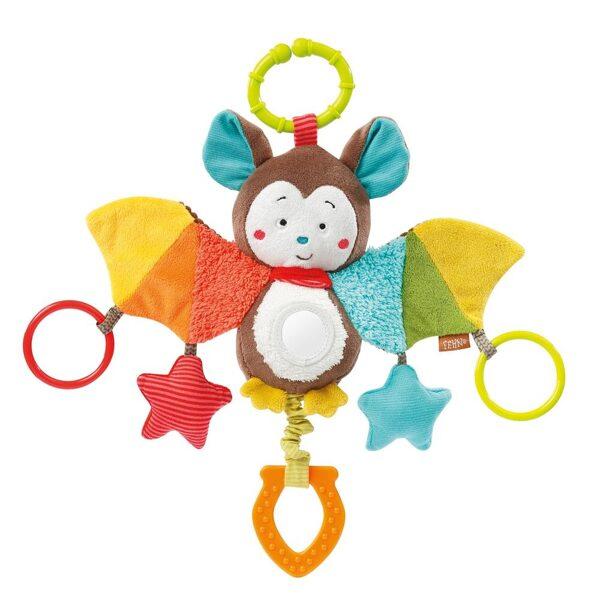 """Rotaļlieta ar vibrāciju """"Sikspārnis"""", 067712, Fehn"""