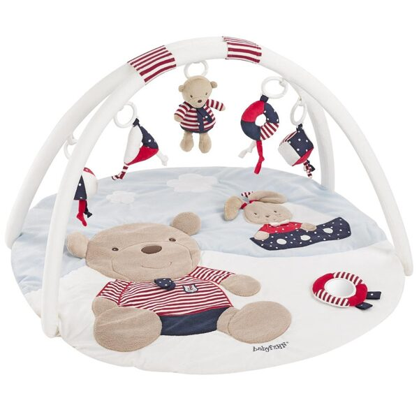 "3-D aktivitāšu paklājs ""Teddyhare"", 078220, Fehn"