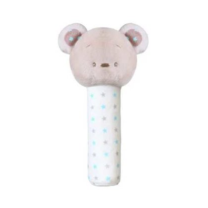 Rotaļlieta ar pīkstuli BEAR TONY, 1232,  BabyOno