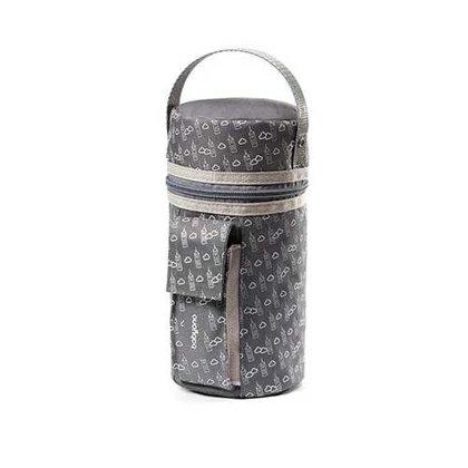 Pudeļu sildītājs-termofutrālis automašīnā, 199, grey, Babyono