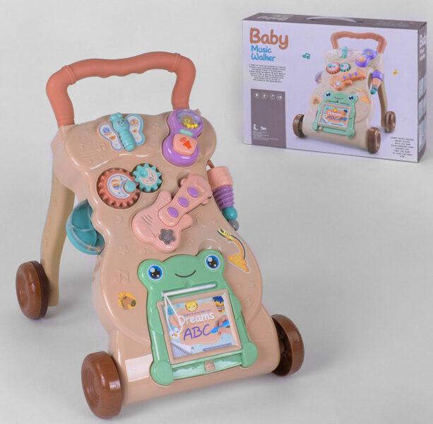 Stumjams attīstošais staigulis, 999S, Lean toys