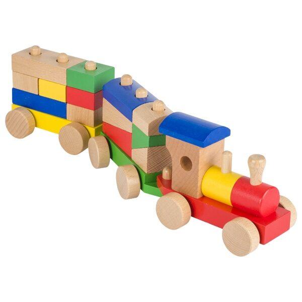 Rotaļu vilciens ROM, 2+, WP304, Goki