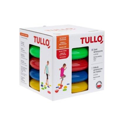 Līdzsvara diski 4 gab., art.457, Tullo