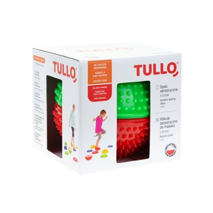 Puslodes 2 gab., Tullo