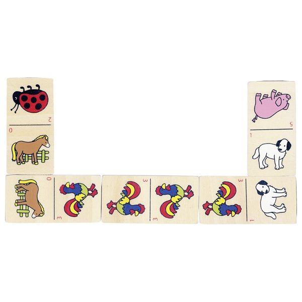 Domino ANIMAL, 50090, Goki