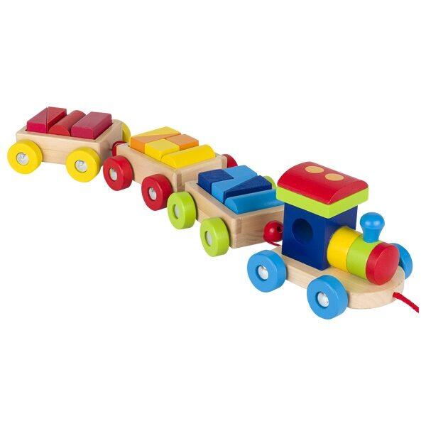 Rotaļu vilciens ORLANDO, 2+, 55950, Goki