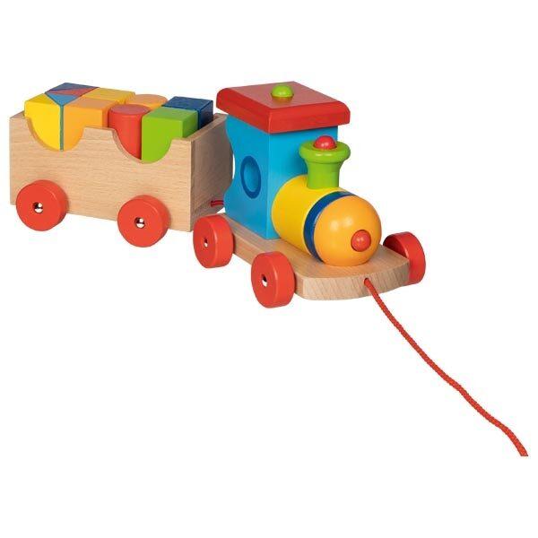 Rotaļu vilciens LONDON, 2+, 55959, Goki