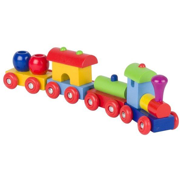 Rotaļu vilciens PERU, 55974, Goki