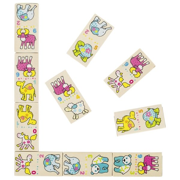 Domino SUSIBELLE, 56688, Goki