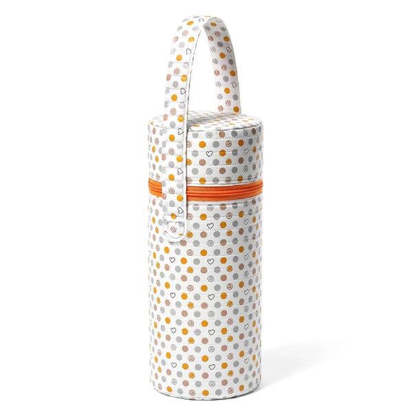 Putuplasta termofutlāris 604/02, orange, Baby Ono