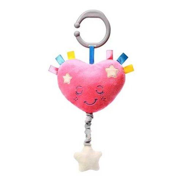 Muzikālā rotaļlieta LULLABY HEART, 615, Babyono