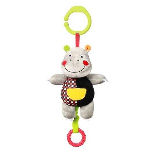 Rotaļlieta muzikālā HIPPO ALBERT, 639, BabyOno
