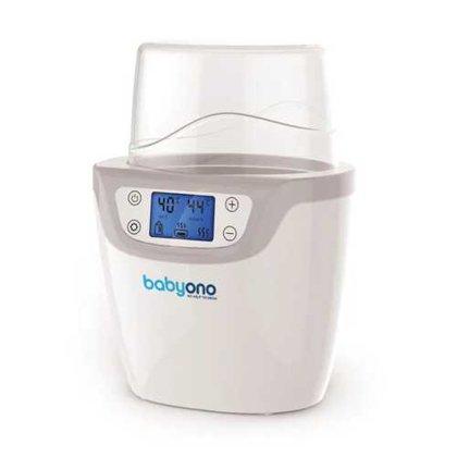 Digitālais ēdienu sildītājs ar sterilizācijas funkciju (2in1), 645, BabyOno