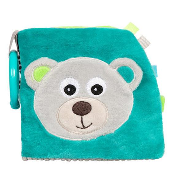 Grāmatiņa Bear 68/075 grey, Canpol babies