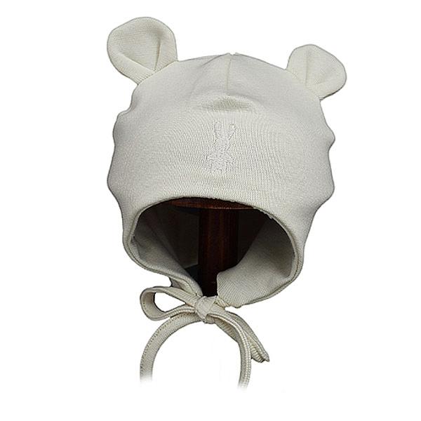 Dubultas kokvilnas cepure, dažādi izmēri, pelēka, 418, Lorita