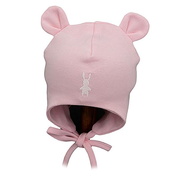 Dubultas kokvilnas cepure, dažādi izmēri, rozā, 418, Lorita