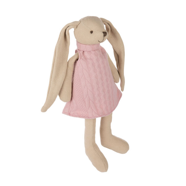 Mīkstā rotaļlieta Rabbit, 80/200 pink, Canpol babies