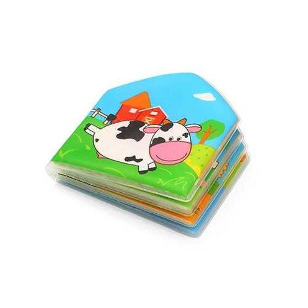 Grāmatiņa ar pīkstuli COUNTRY ANIMALS, 889, BabyOno