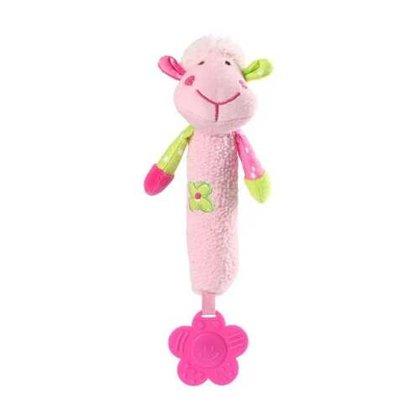 Rotaļlieta ar pīkstuli SWEET LAMBIE, 606, BabyOno