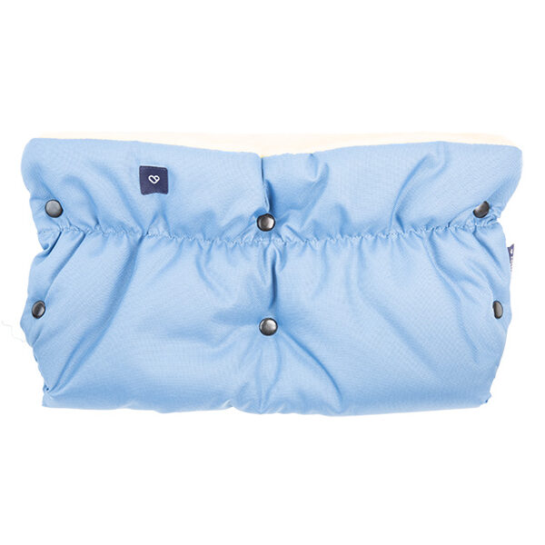 Kopīgie ratu cimdi ar vilnas oderi Womar, zili