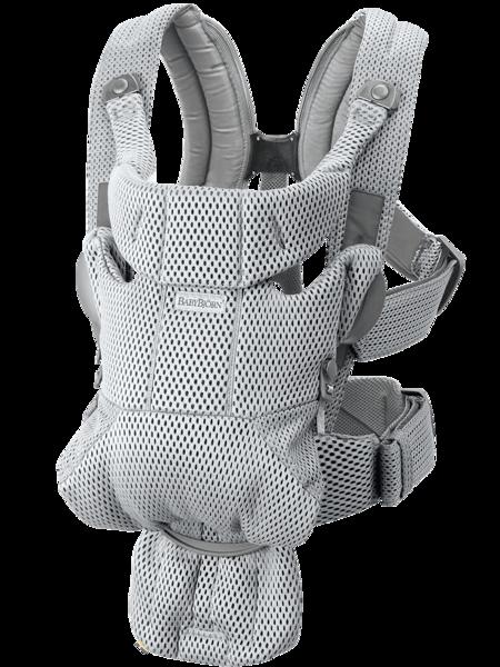 Babybjorn ergosoma Move, grey, mesh 099018