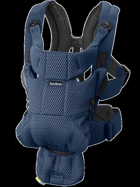 Babybjorn ergosoma Move, navy blue, mesh 099008