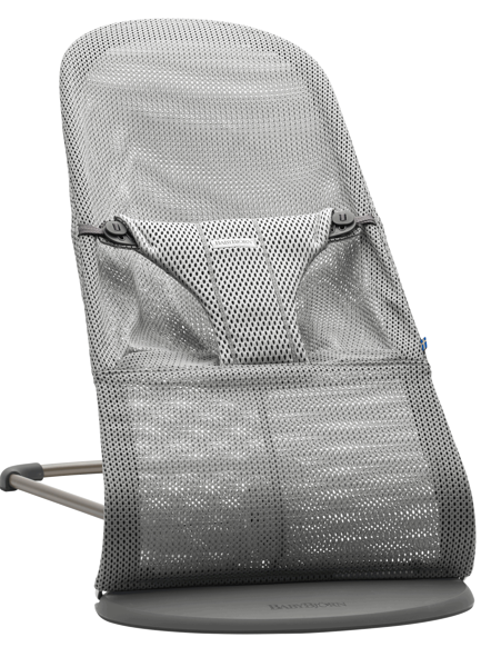 Babybjorn šūpuļkrēsliņš Bliss, grey, mesh, 006018