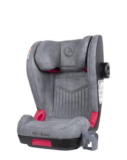 Zafiro Isofix 15-36 kg, grey