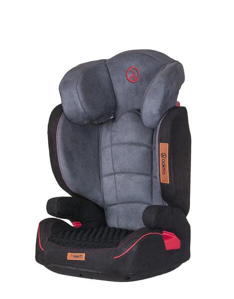 Autosēdeklis Avanti 15-36 kg, grey