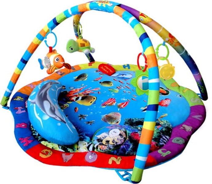 """Aktivitāšu paklājs """"Okeāns"""", B05.017.1.1, Sun baby"""