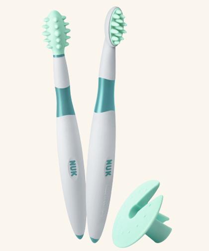 NUK Mācību zobu birstīšu komplekts SE20