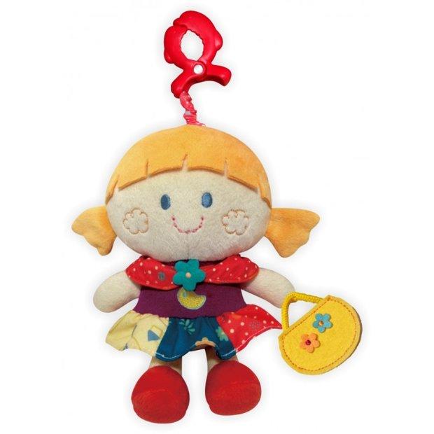 Rotaļlieta ar melodiju MEITENE, 1138-4890, BabyMix