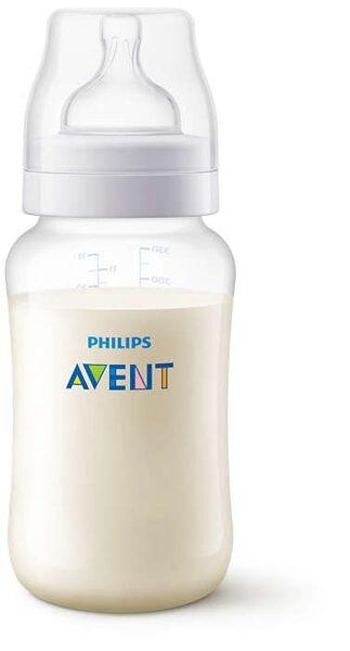 Philips Avent Pretkoliku pudelīte 330ml, 3M+ (Artikuls: SCF816/17)